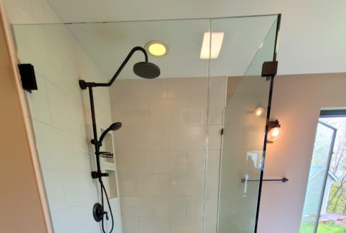Wet Room Shower Doors in Martinsburg, WV