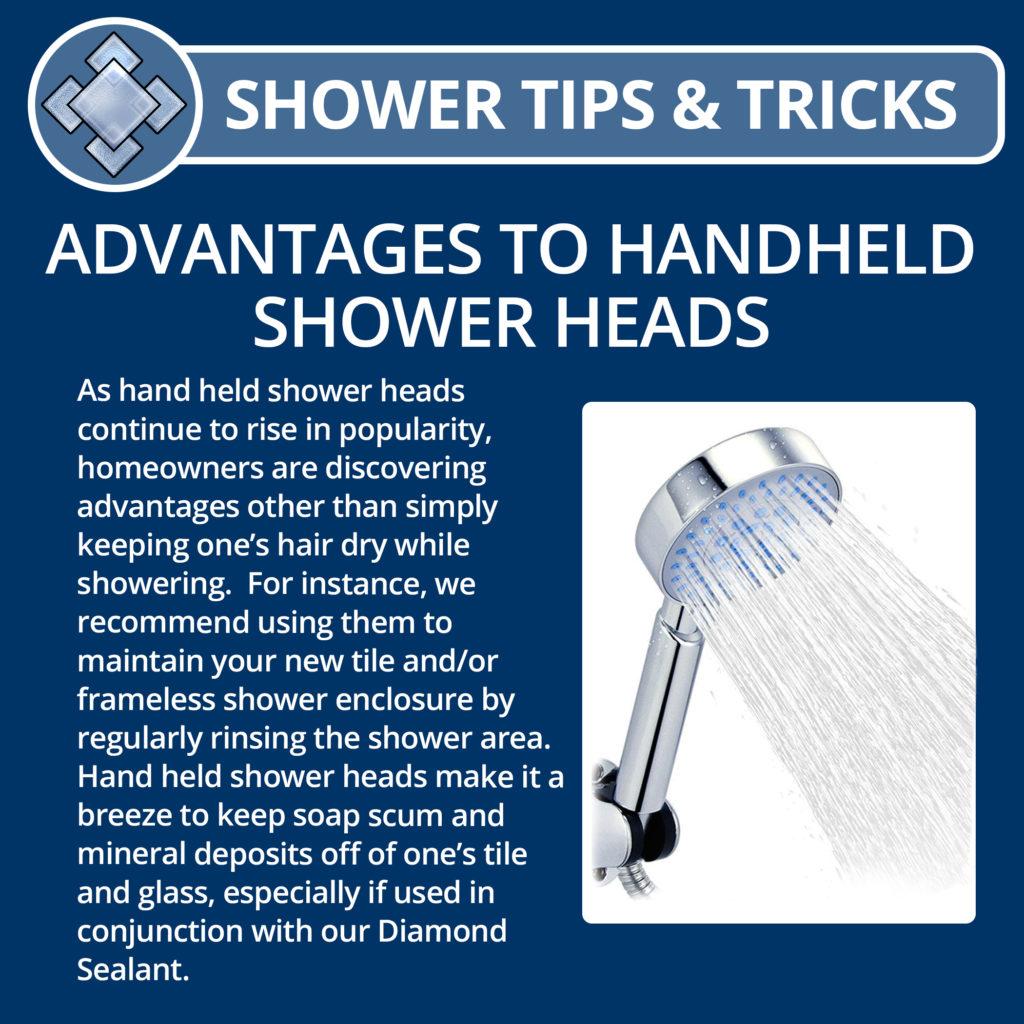 Handheld-Shower-Heads