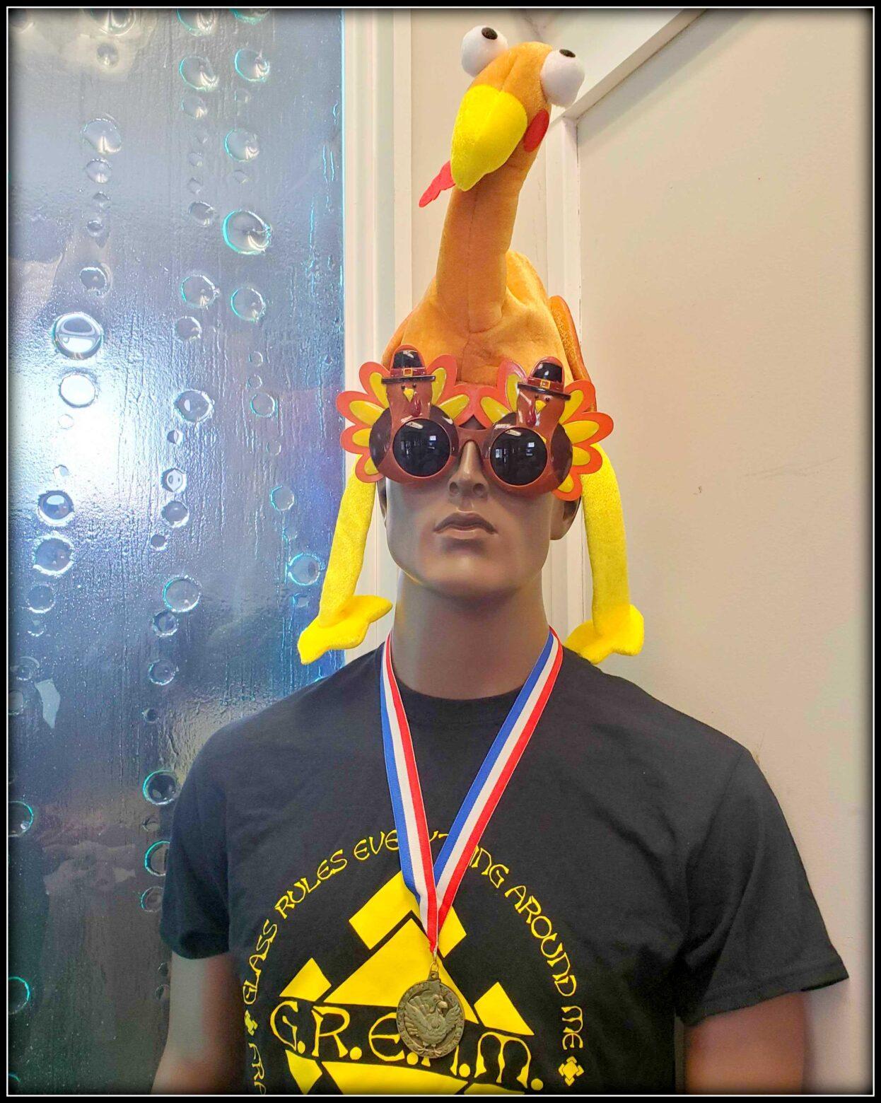 2nd Annual Hand Turkey Contest